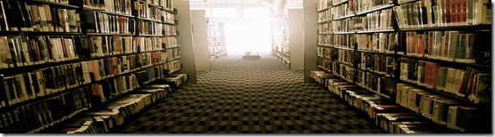 Library Cont... by Annalynchia